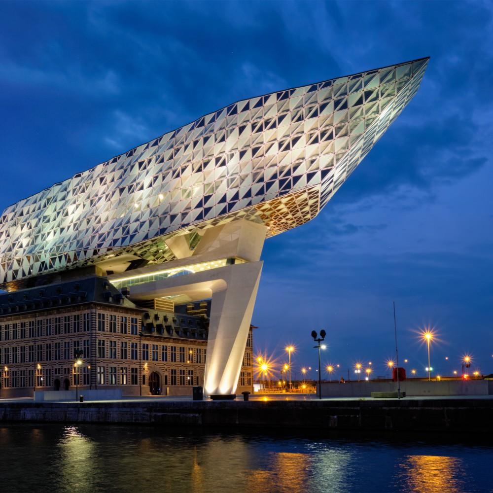 Город будущего. Интернет вещей, живые лаборатории и другие инновации Антверпена