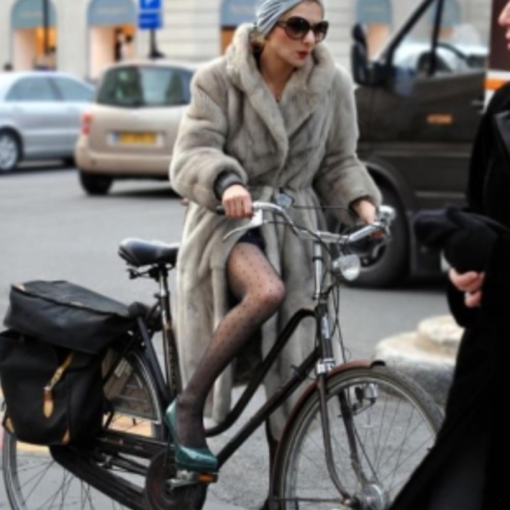 Дамы из Амстердама. Как выглядят голландские модницы 50+
