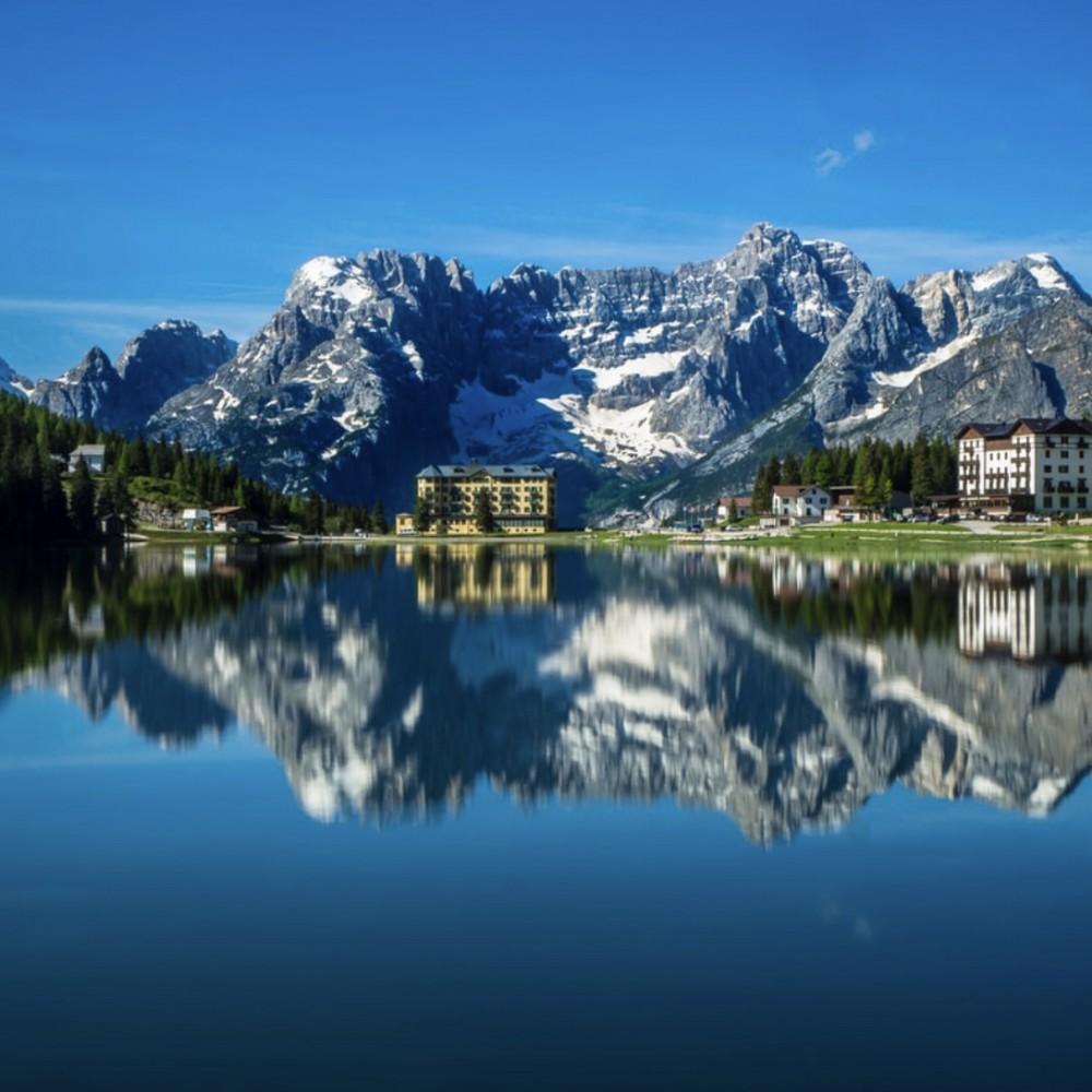 ЕС поддержал Альпы спецпрограммой стоимостью 139 миллионов евро