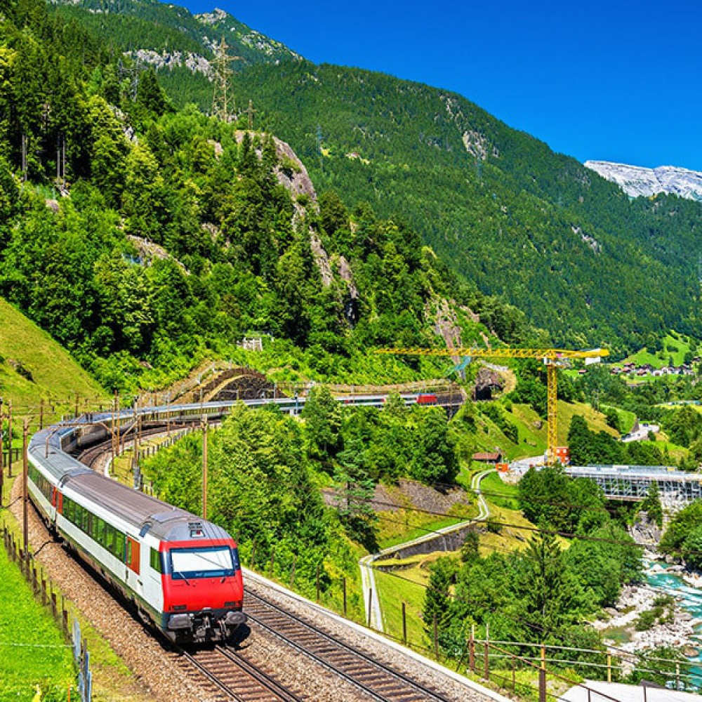 8 лучших маршрутов для путешествий на поезде по Европе в 2021 году
