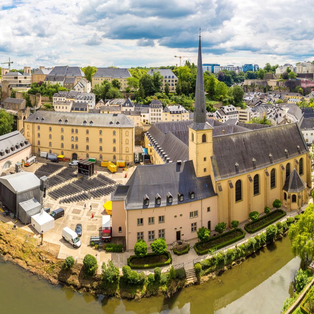 Интересности о Люксембурге. Спойлер: здесь находится Шенген