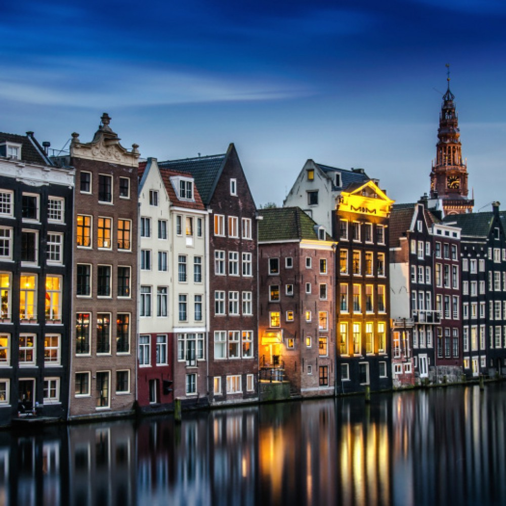 Нидерланды: возможности для получения вида на жительство