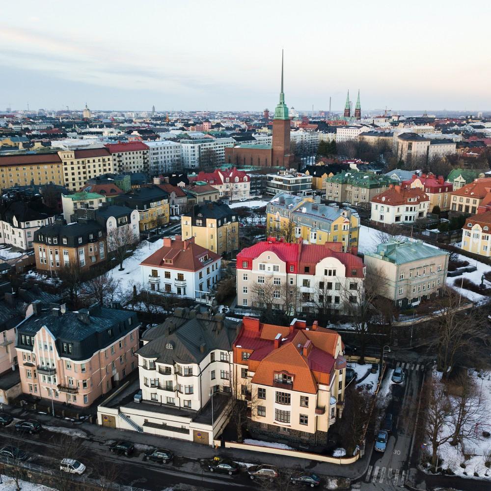 Русских нет, но вы держитесь.Как живет Финляндия в условиях закрытых границ.