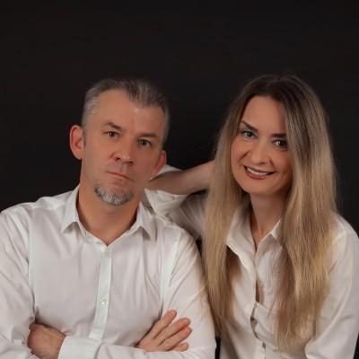 Сергей и Елена Барс